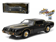 1980 Pontiac Trans AM T/A Smokey & The Bandit II 1/18 Scale Diecast Car Model By Greenlight 12944