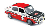 Norev 1/18 Scale 1973 Simca 1000 Rally #34 Monte Carlo Fiorentino Diecast Car Model 185707
