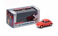 Greenlight 1/43 Scale Hollywood Gremlins 1967 VW Volkswagen Beetle Diecast Car Model 86072
