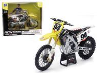 2015 Suzuki RM-Z 450 #94 Ken Roczen Supercross Motorcycle Dirt Bike 1/12 Scale By Newray 57747