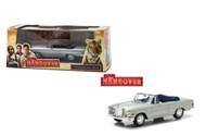 Greenlight 1/43 Scale Hollywood Series The Hangover 1969 Mercedes Benz 280 SE Convertible Diecast Car Model 86461