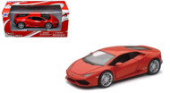 Newray 1/24 Scale Lamborghini Huracan LP610-4 Red Diecast Car Model 71313