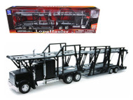 Freightliner Classic XL Car Carrier 1/32 Scale Semi Truck By Newray 10003