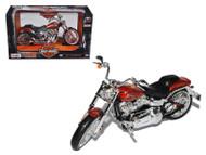 2014 Harley Davidson CVO Breakout Bike Motorcycle 1/12 Scale By Maisto 32327