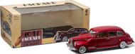 1941 Packard Super Eight One Eighty Laguna Maroon 1/18 Scale Diecast Car Model By Greenlight 12971