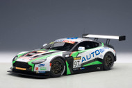 Aston Martin V12 Vantage Bathurst 12Hour Endurance Race 2015 1/18 Scale Diecast Car Model By AUTOart 81506