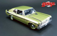 1970 Chevy Nova Yenko Deuce Citrus Green 1/18 Scale Diecast Car Model GMP 18831