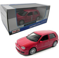 Volkswagen Golf R32 GT1 Red 1/24 Scale Diecast Car Model By Maisto 31290
