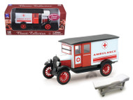 1924 Chevy Series H Ambulance 1/32 Scale Diecast Car Model By Newray 55073