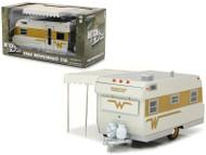 1964 Winnebago 216 Travel Trailer 1/24 Scale Diecast Model By Greenlight 18420