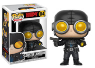 Funko Comics Hellboy LOBSTER JOHNSON Pop Vinyl Figure