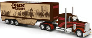 Peterbilt 379 Long Hauler John Wayne THE DUKE Semi Truck & Trailer 1/32 Scale By Newray 10433