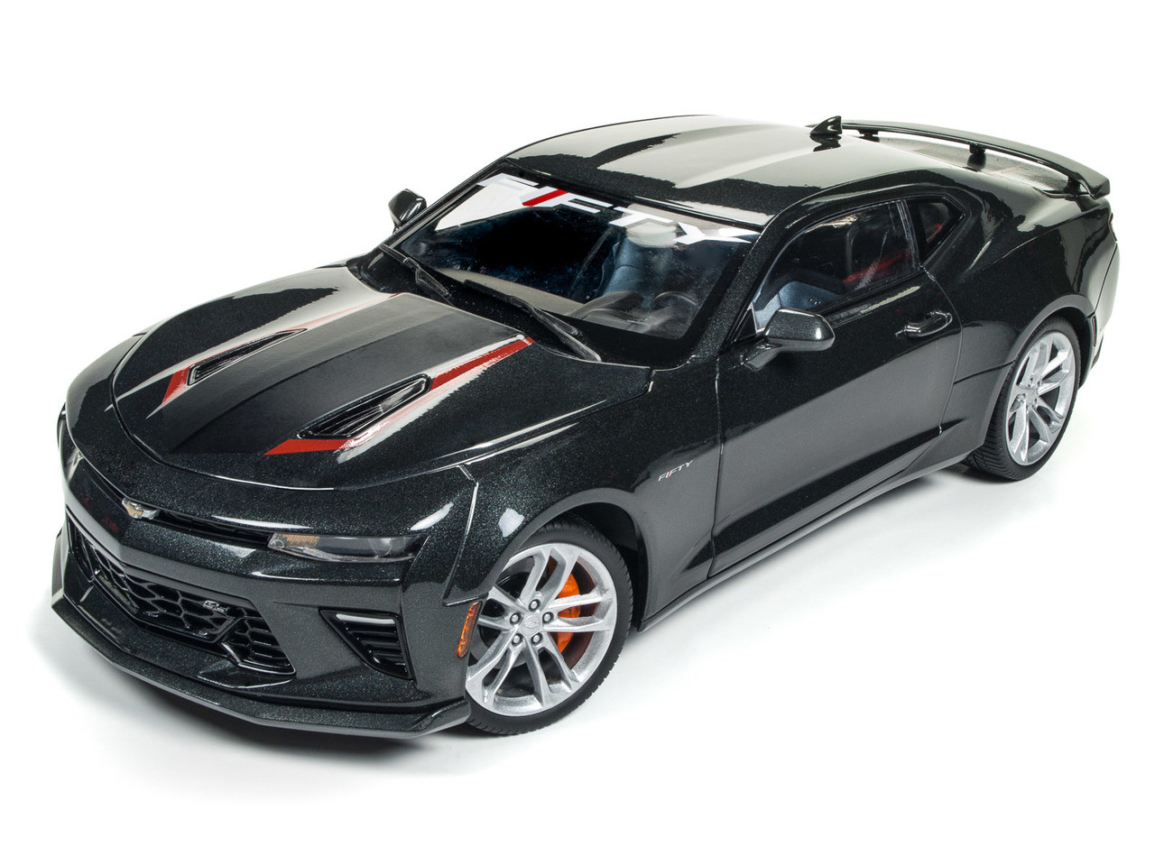 2017 Camaro 50th Anniversary >> 2017 Chevy Camaro Ss 50th Anniversary 1 18 Scale By Auto World Aw243