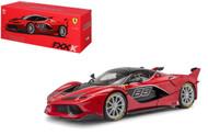 Ferrari FXX K Red Signature Series 1/18 Scale Diecast Car Model Bburago 16907