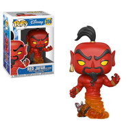 Funko Disney Aladdin JAFAR RED Pop Vinyl Figure