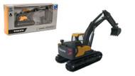 "Volvo EC140E Excavator Construction Diecast 5"" X 3"" X 2"" By Newray 32113"
