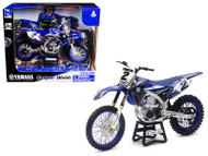 Yamaha Factory Team Race Bike #2 Cooper Webb Motorcycle 1/12 Scale By Newray 57893