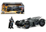 "Jada Toys 4/"" Metals Justice League Diecast Figure 99169 Tactical Suit Batman"