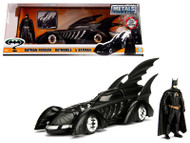 Batman Forever Batmobile 1995 1/24 Diecast Car Model By Jada 98036