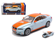 BMW M3 Coupe Gulf Oil 1/24 Scale Diecast Car Model By Motor Max 79644