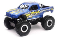 Off Road Baja 4x4 Pickup Truck 1/24 Scale Diecast Car Model By Newray 71476