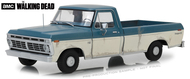 1973 Ford F-100 Pickup Truck Walking Dead 1/18 Scale By Greenlight 12956