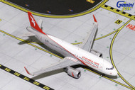 AIR ARABIA AIRBUS A320-200 SHARKLETS A6-AOA 1/400 SCALE DIECAST MODEL BY GEMINI JETS GJABY1436