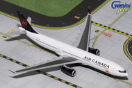 AIR CANADA AIRBUS A330-300 2017 LIVERY C-GFAF 1/400 SCALE DIECAST MODEL BY GEMINI JETS GJACA1737