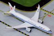 AIR CHINA BOEING 787-9 B-7877 1/400 SCALE DIECAST MODEL BY GEMINI JETS GJCCA1579