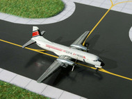 AIRBORNE YS-11 1/400 SCALE DIECAST MODEL BY GEMINI JETS GJABX512