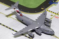 CANADIAN AIR FORCE BOEING C-17 75 YEARS 177704 1/400 SCALE DIECAST MODEL BY GEMINI JETS GMCAF072