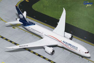 AEROMEXICO BOEING B787-9 BLUE/WHITE LIVERY N183AM 1/200 SCALE DIECAST MODEL BY GEMINI JETS G2AMX648