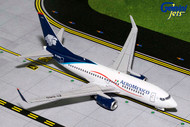 AEROMEXICO BOEING B737-700 WINGLETS EI-DRD 1/200 SCALE DIECAST MODEL BY GEMINI JETS G2AMX459