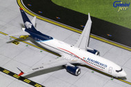 AEROMEXICO BOEING B737 MAX-8 XA-MAG 1/200 SCALE DIECAST MODEL BY GEMINI JETS G2AMX708