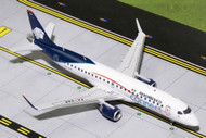 AEROMEXICO CONNECT ERJ-190 XA-GAR 1/200 SCALE DIECAST MODEL BY GEMINI JETS G2AMX344