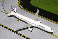 AIR FRANCE AIRBUS A321-200 NEW LIVERY F-GTAN 1/200 SCALE DIECAST MODEL BY GEMINI JETS G2AFR400
