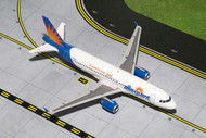 ALLEGIANT AIRBUS A320 N221NV 1/200 SCALE DIECAST MODEL BY GEMINI JETS G2AAY458