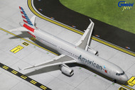 AMERICAN AIRLINES AIRBUS A321-200 N162UW 1/200 SCALE DIECAST MODEL BY GEMINI JETS G2AAL555