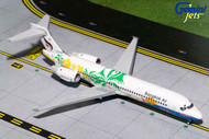 BANGKOK AIR BOEING B717-200 HS-PGP 1/200 SCALE DIECAST MODEL BY GEMINI JETS G2BKP649