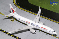 CHINA EASTERN BOEING B737 MAX-8 B-1383 1/200 SCALE DIECAST MODEL BY GEMINI JETS G2CES705