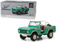 1976 Ford Bronco Twin Peaks Gas Monkey Garage 1/18 Scale Diecast Model By Greenlight 19034