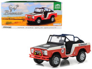 1966 Ford Baja Bronco #37 BFGoodrich 1/18 Scale Diecast Model By Greenlight 19037