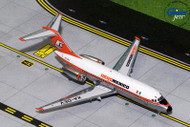 AEROMEXICO DC-9-15 POLISHED XA-DEV AIRPLANE 1/200 SCALE DIECAST MODEL BY GEMINI JETS G2AMX315