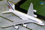 AIR FRANCE AIRBUS A380-800 NEW LIVERY F-HPJB AIRPLANE 1/200 SCALE DIECAST MODEL BY GEMINI JETS G2AFR781