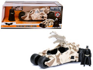 Batman Batmobile The Dark Knight Tumbler Camouflage Diecast Figure 1/24 By Jada 98543
