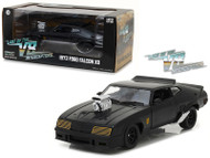 1973 Ford Falcon XB Last Of The V8 Interceptors 1/24 Scale Diecast Car Model By Greenlight 84051
