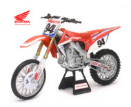 Honda CRF 450R #94 Ken Roczen Dirt Bike Team Honda 1/6 Scale By Newray 49593
