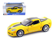 2009 Chevrolet Corvette Z06 GT1 1/24 Scale Diecast Car Model By Maisto 31203