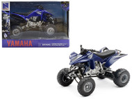Yamaha YFZ 450 ATV 1/12 Scale Motorcycle Model By Newray 42833