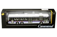Scania Omnilink Bus White 1/50 Scale Diecast Model By Cararama 56702 W